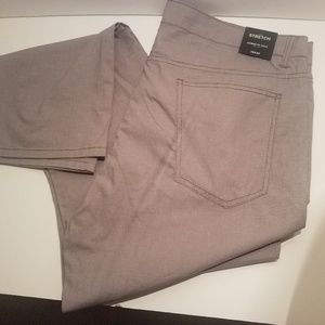 NWT Kenneth Cole New York Stretch Pants 36X30